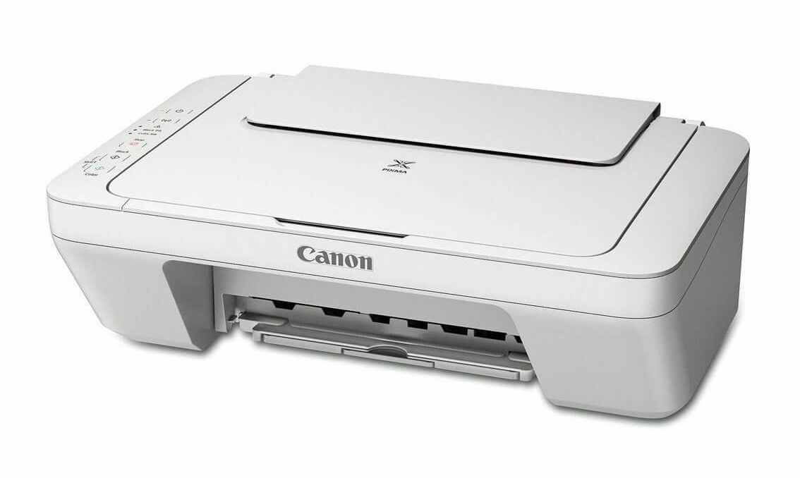Canon Pixma MG2522 All-in-one Color Printer Without INK & US