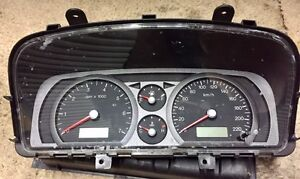 FORD FALCON BA UTE INSTRUMENT CLUSTER Montrose Yarra Ranges Preview