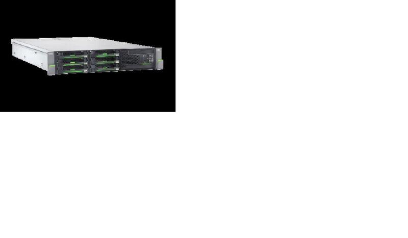 New Fujitsu Primergy Rx300 S7 2 X Xeon 8 Core E5-2670 192gb 6 X 146gb 15k Server