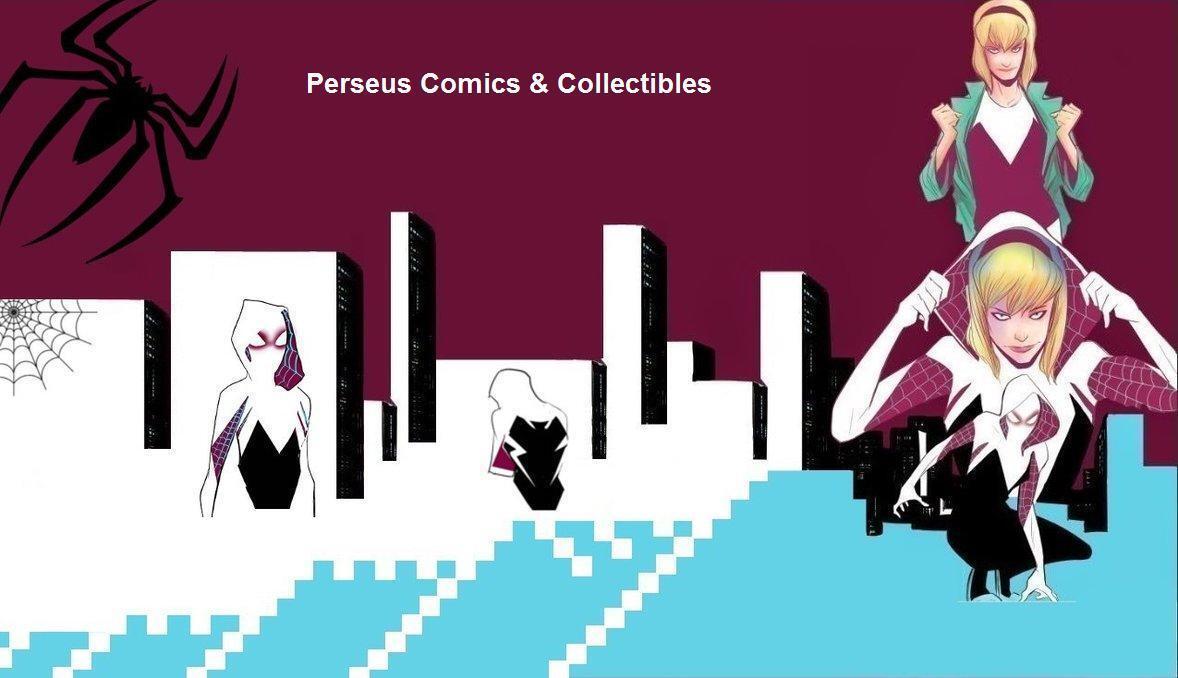 Perseus's Comics