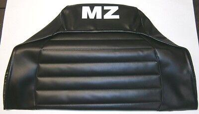 Sitzbezug / Sitzbankbezug mit Schriftzug für MZ ETZ125 , 150 , 251