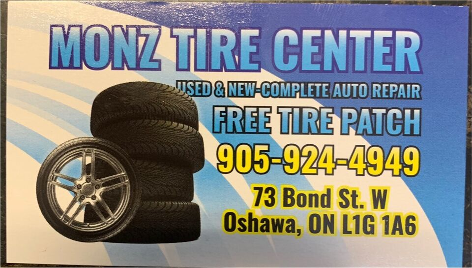Used Tires Oshawa >> Used Tires From 20 00 New Tires From 38 99 Call905 924 4949