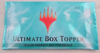 Ultimate Masters Ultimate Box Topper SEALED MTG Magic: the Gathering  for sale  Shipping to India