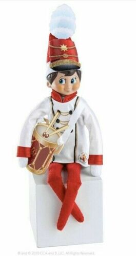 ELF on the SHELF Claus Couture MERRY MARCHER for Boy Elf NIP