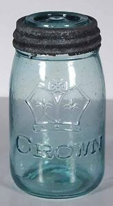 Wanted - Any Antique Fruit Jars/Any Amount....$$$ Paid