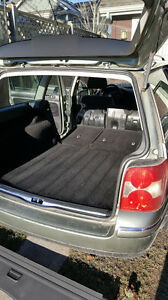 2004 VW Passat Wagon - so much CARGO room
