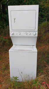 Stackable Full Size Washer & Dryer $300- Free Delivery in Durham