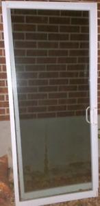 Porte patio door