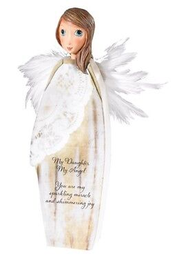 Daughter Enfolding Wings Angel Text: My Daughter,My AngelYou are mysparkling....