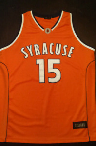 Carmelo Anthony Syracuse Jersey authentic stitched