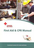 Red Cross Standard First Aid & CPR