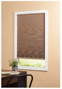 Cellular Shades - Blackout - Dark Espresso - New!