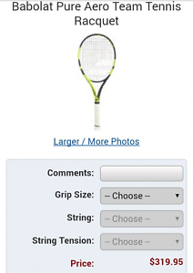 Tennis Racquet Albury Albury Area Preview