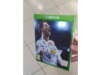 Fifa 18 xbox one game. Brand new.
