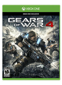 Gears of War 4 Never Used