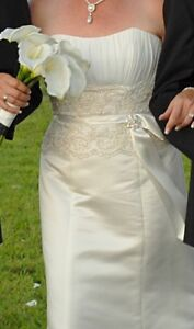 Wedding dress - ivory