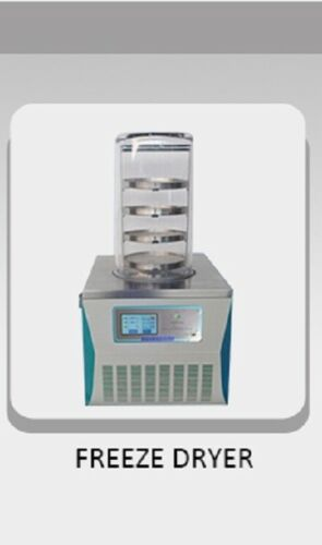 TOPT-10A Food, vegetable and fruit Vacuum Freeze Dryer Lyophilizer 1yr Warranty