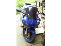 Yamaha r6 spares or repair
