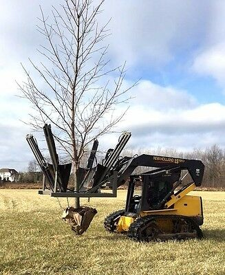 """NEW 40 """" Tree Spade mechanical valve only $5500 was $6500"""