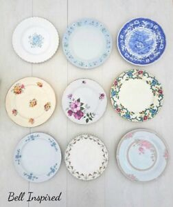 WANTED: mismatched China dinner & dessert plates!