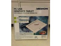 USB Graphics Tablet / Electronic drawing tablet