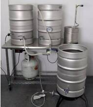 3 Vessel Recirculating HERMS Brewery Kit Wembley Downs Stirling Area Preview