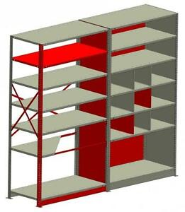 Steel Shelving - economical w industrial strength and durability Ottawa Ottawa / Gatineau Area image 4