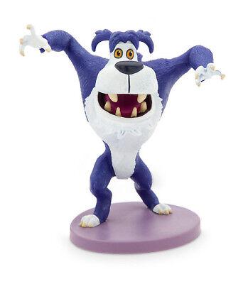 Disney Vampirina Wolfie Werewolf Halloween Village Figure Figurine Cake Topper](Simpsons Halloween Village)