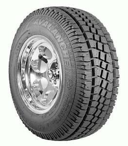 "Pneu Hiver 18"" 275/65/18 Chevrolet Silverado GMC Sierra Dodge Ram Ford F150 275-65-18 Hercules Avalanche"