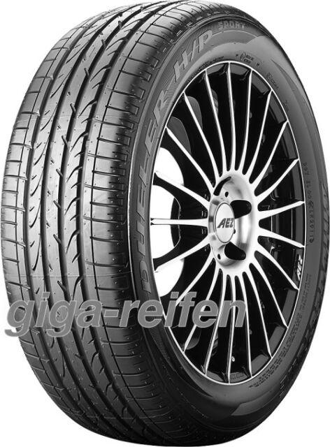 Sommerreifen Bridgestone Dueler H/P Sport RFT 255/50 R19 107V XL BSW Run Flat *