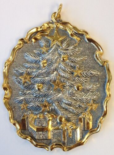 Buccellati 2014 Annual Sterling Limited Edition Ornament - Christmas Tree