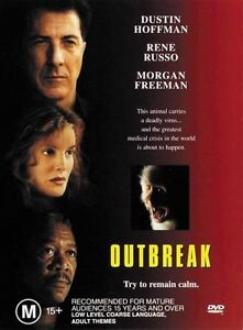 Outbreak-New-Sealed-Region-4-DVD-free-post