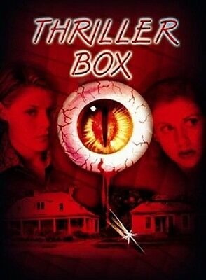 Thriller Box - Labyrinth des Schreckens - u.a. - 3 DVD