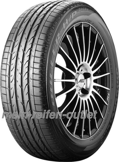 Sommerreifen Bridgestone Dueler H/P Sport RFT 225/45 R18 91V