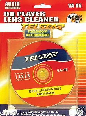 Cd Rom Cleaner - LASER LENS CLEANER FOR CD DVD CD-ROM PC PS2 PS3 X-BOX - NEW
