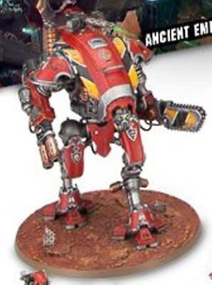 Adeptus Mechanicus 1 x Forgebane Imperial Knight Armiger Warglaives 40k New