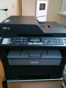 Brother laser printer and toner