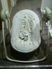 Unisex Baby swing