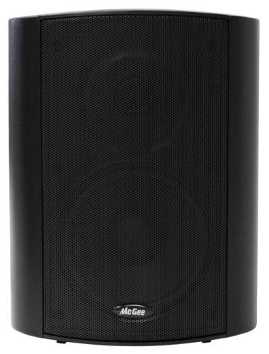 McGEE Pa PA50 Outdoor Speaker Aussenbeschallung Weatherproof 1 Pair