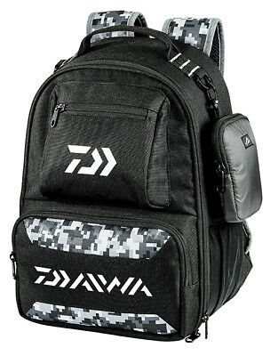 Daiwa D-Vec Tactical Traveler Reel Case - Multi-Reel Transport Backpack Case
