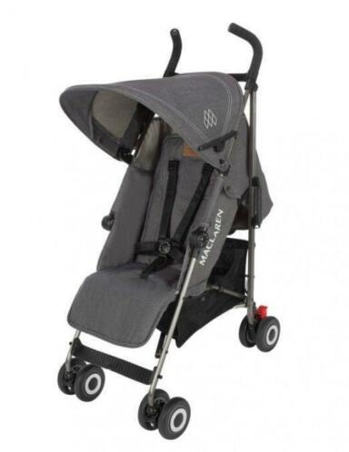 Buggy Maclaren Quest Denim Charcoal 2017