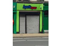 Shop for Sale on busy street *60 GREAT JUNCTION STREET, EDINBURGH EH6 5LD