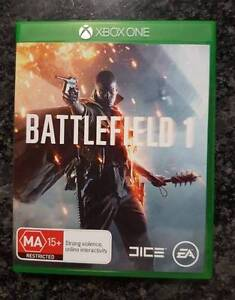 Battlefield 1 for Xbox One Canberra City North Canberra Preview