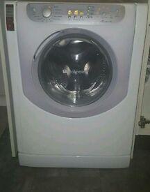 Hot point Qualtis washing machine
