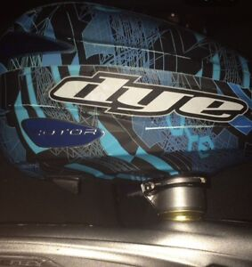 Dye rotor (quitting paintball good deal)