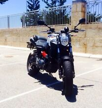 2013 Yamaha MT-03 Clarkson Wanneroo Area Preview