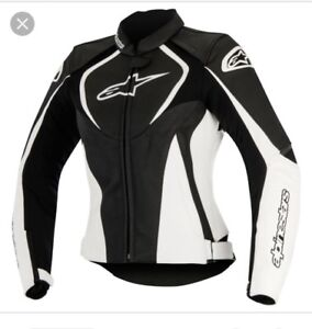 Wanted: Alpinestars Motorcycle leather jacket womans