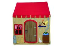 Original Win Green BARN PLAYHOUSE - EXCELLENT CONDITIONS