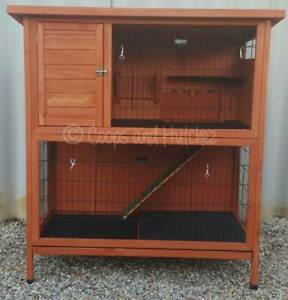 New Rabbit Hutch - Free Assembly or Flat Pack - Delivery Available