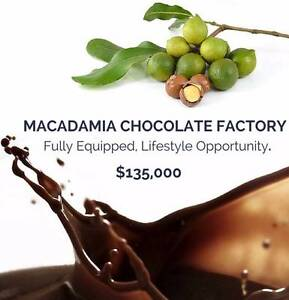 Chocolate Nut Bar Factory Business Noosa Area Preview